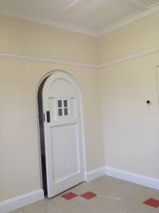 Just so much fresher and displaying the original attention to detail, particularly the beautiful doors