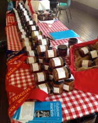 Rylstone Pantry - my first choice for jams  for the Convent, especially the Pear and Vanilla.